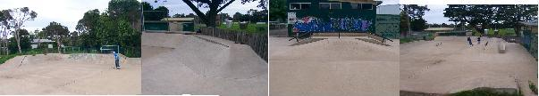 Cowes Skate Park